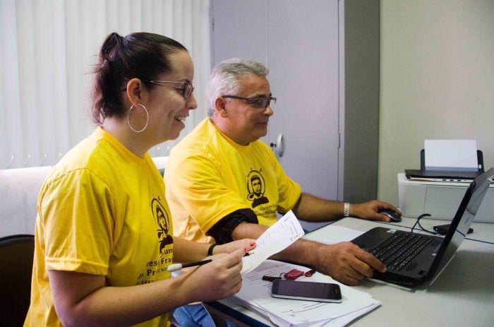 O banco de dados irá auxiliar na consulta do arquivo. Foto: Jan Ribeiro
